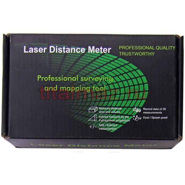 Лазерный дальномер