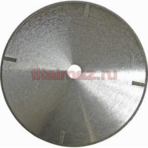 Алмазные гальванические диски по мрамору